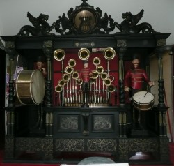Military Band organ - orgue de foire  Wurlitzer - 1896
